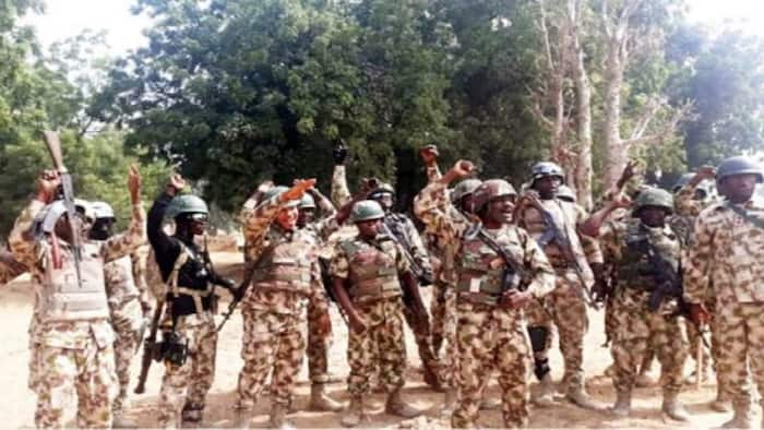 4 terrorists killed as gallant troops foil attack on military base