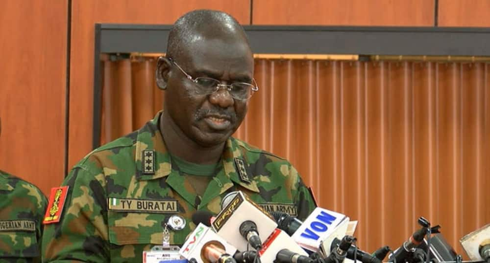 Group warns against smear campaigns targeted at Buratai, past service chiefs
