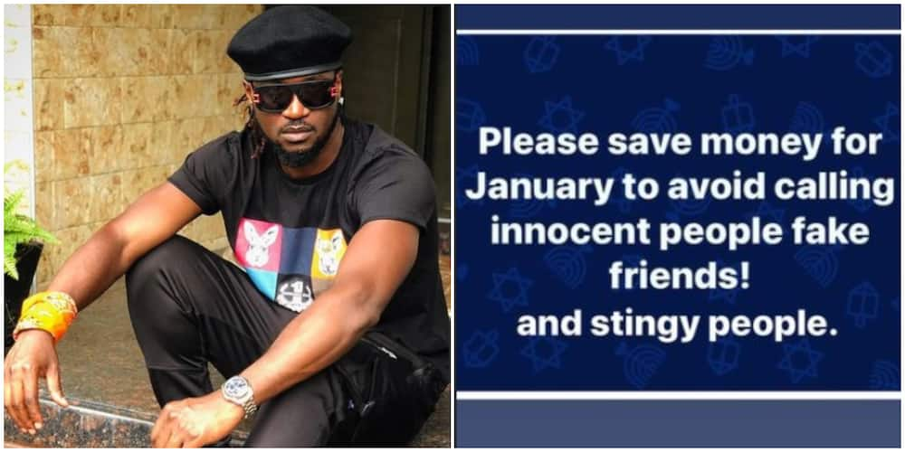 Paul Psquare shares interesting financial advice ahead of 2021