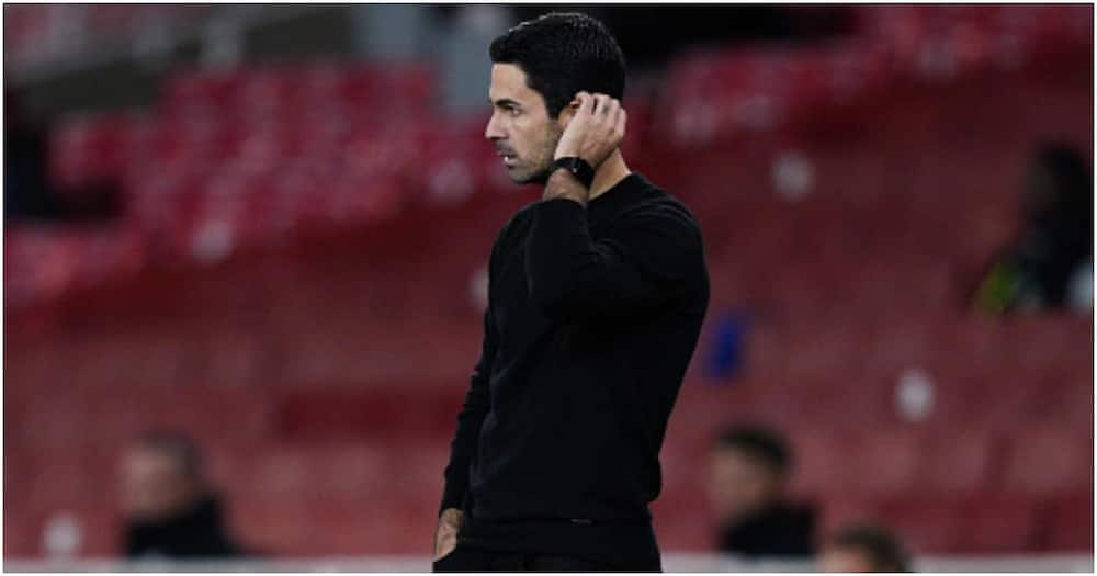 Mikel Arteta has worse record than Unai Emery at Arsenal after 26 EPL games in charge