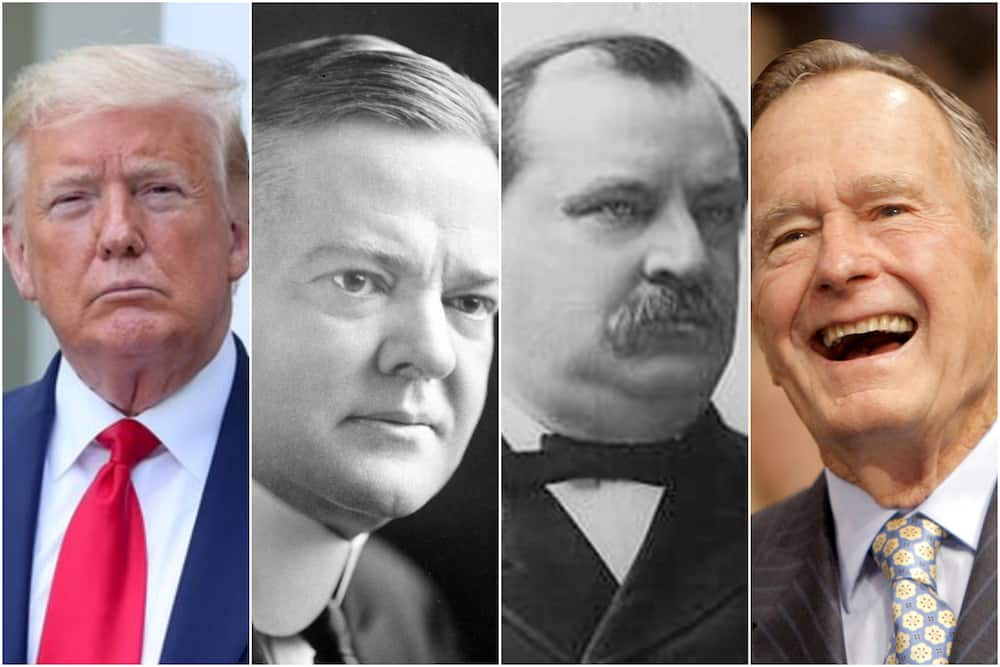 These are US presidents who lost second term bid (see names, years)