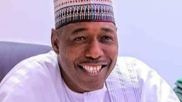 Gwamnan jihar Borno, Babagana Umaru Zulum