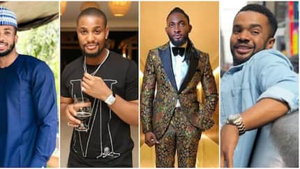 Check out 8 most handsome Nigerian celebrity bachelors (photos)