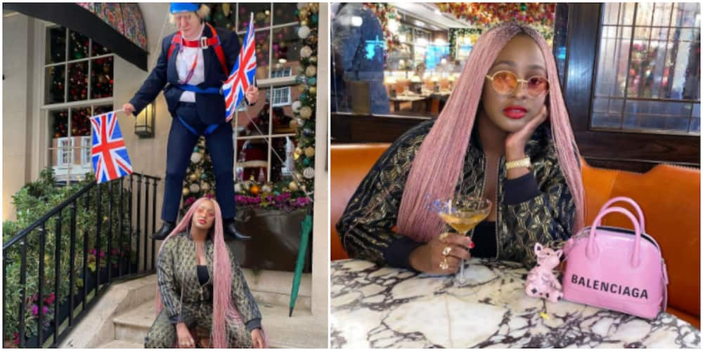 DJ Cuppy shares stunning new pictures on Instagram