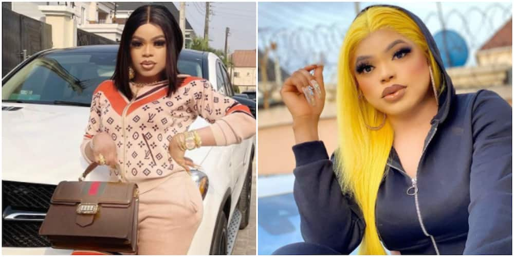 I've Been on My Period Lately: Bobrisky Replies Fans asking why He's not Fasting