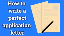 The best tips on how to write an application letter for a job in 2021