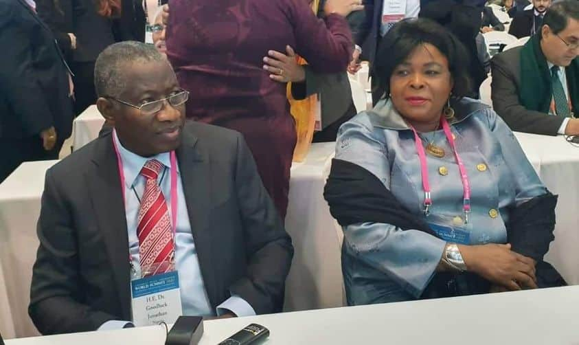 Patience Jonathan Reveals Important Role Women Should Play in the World