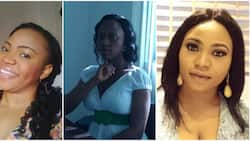 Nigerian lady summarises how her bad marriage affected her in 4 photos