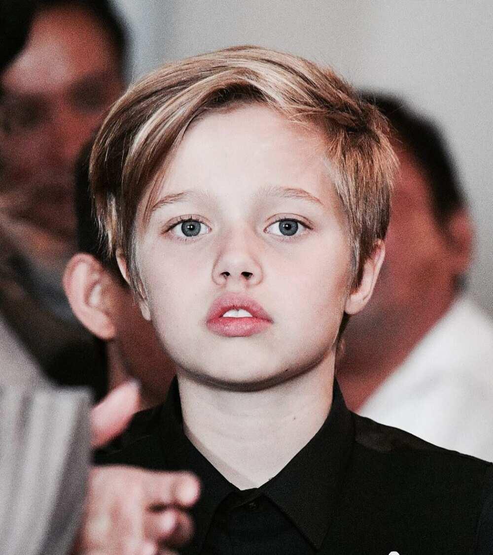 Jolie Pitt Shiloh