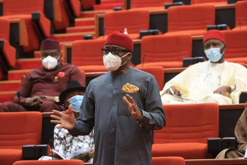 2023: Why I Will Never Join APC, Senator Abaribe Reveals