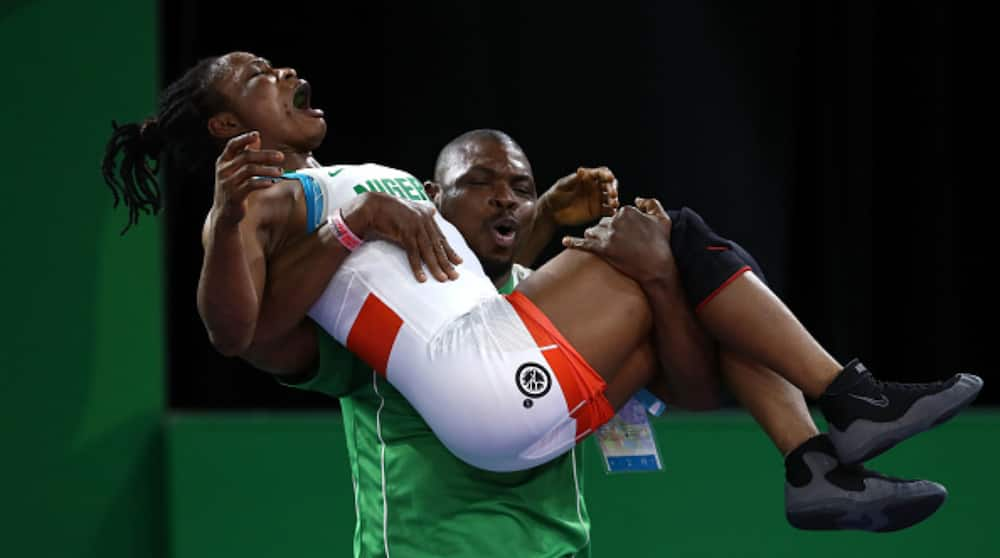 Another Impressive Athlete Advances to Semi-final in Wrestling As Team Nigeria Hopeful for Olympic Medal