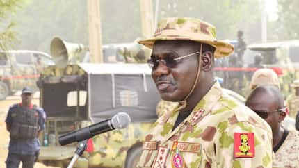 Drunk driver in Kaduna hits Buratai's car, ADC injured