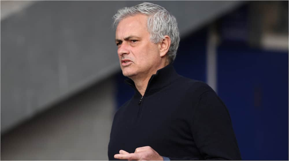 As Roma Manager Jose Mourinho Ignores Manchester United Stars, Picks His England XI for Euro 2020