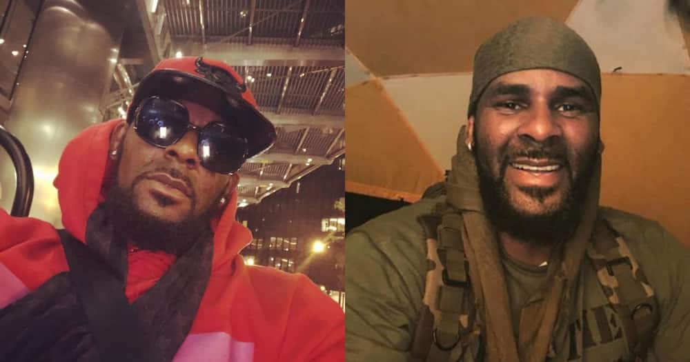 R Kelly: Inmate speaks out on why he attacked famous singer