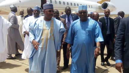 Security search of my private jet is premeditated - Atiku