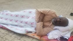 Drama as Melaye reportedly passes night on the floor at DSS medical facility (photo)