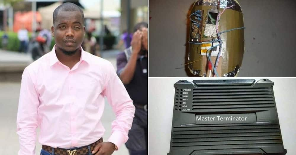Innovator creates device that improves network coverage in rural areas