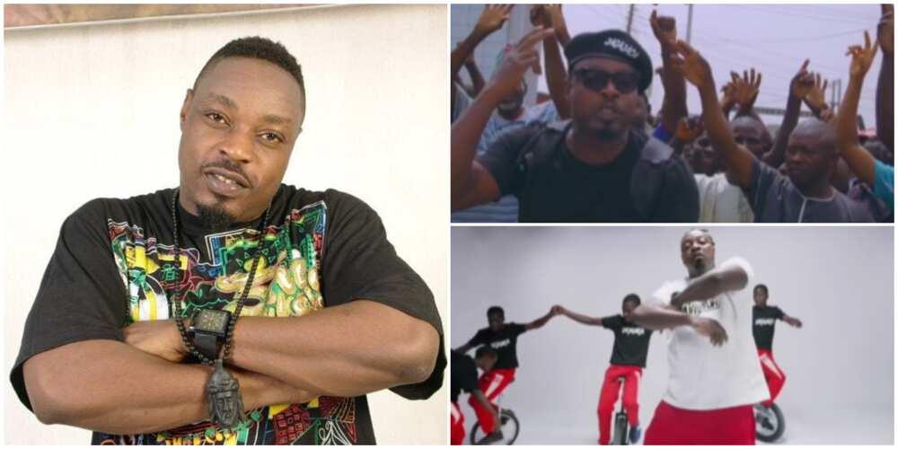 Thank You, Fans Hail Eedris Abdulkareem for Addressing Social Issues in New Version of Jaga Jaga Music Video