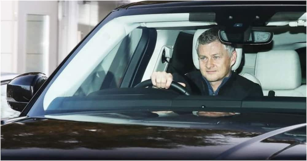 Man United to Beef up Ole's Security After Aggressive Fan Banged His Car Window