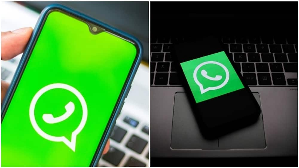 WhatsApp is giving more privacy with the feature. Photo source: Getty Images/Jakub Porzycki/Rafael Henrique