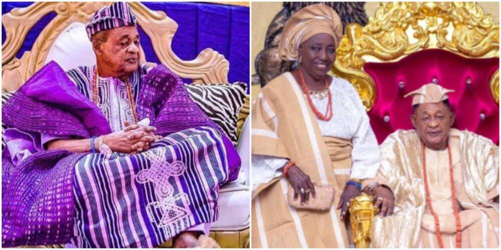 Alaafin of Oyo celebrates 50th coronation anniversary (photo)