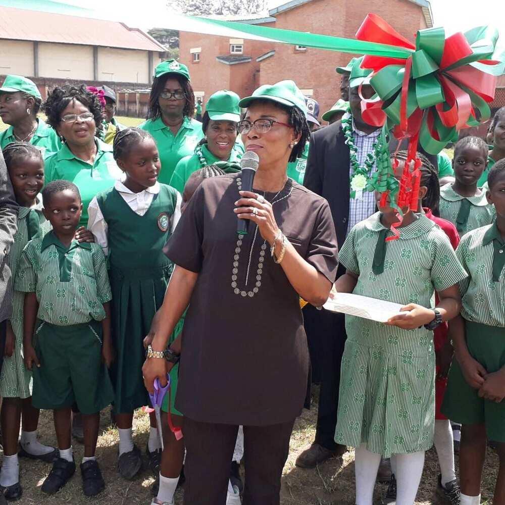 Chioma Ajunwa foundation