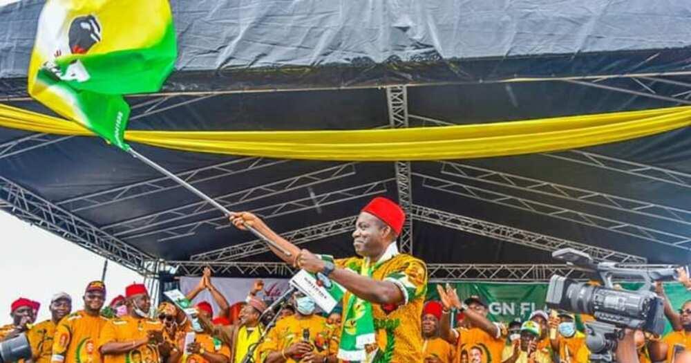 Soludo governorship campaign
