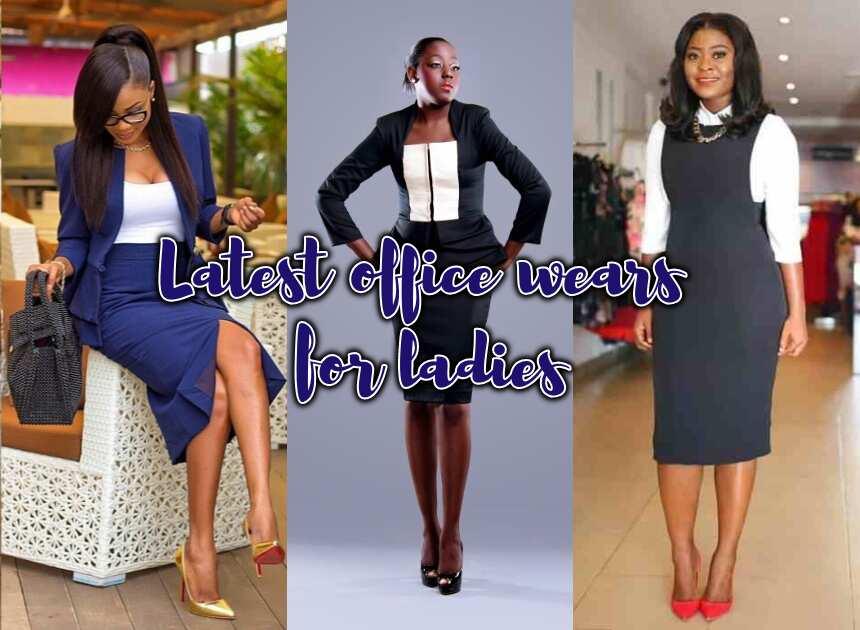 2eea64ee1f763 Best office wear styles for women - Naij Nigeria