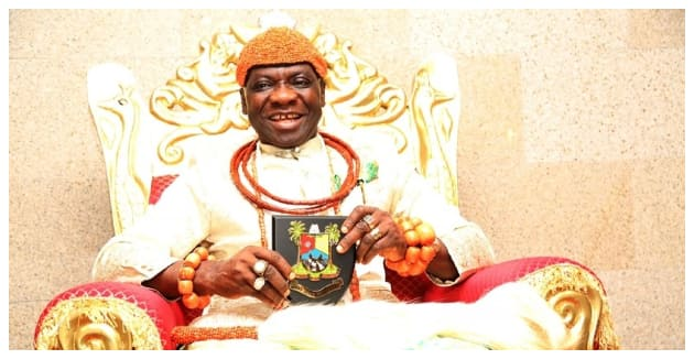 Olu of Warri, Ogiame Ikenwoli, not dead, says palace chief