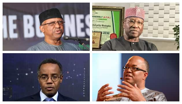Year in review: 4 of Buhari's appointees who became popular due to COVID-19 in 2020