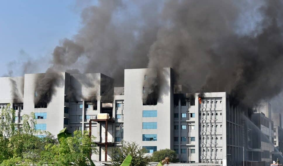 Tragedy as fire torches facility of world biggest vaccine producer