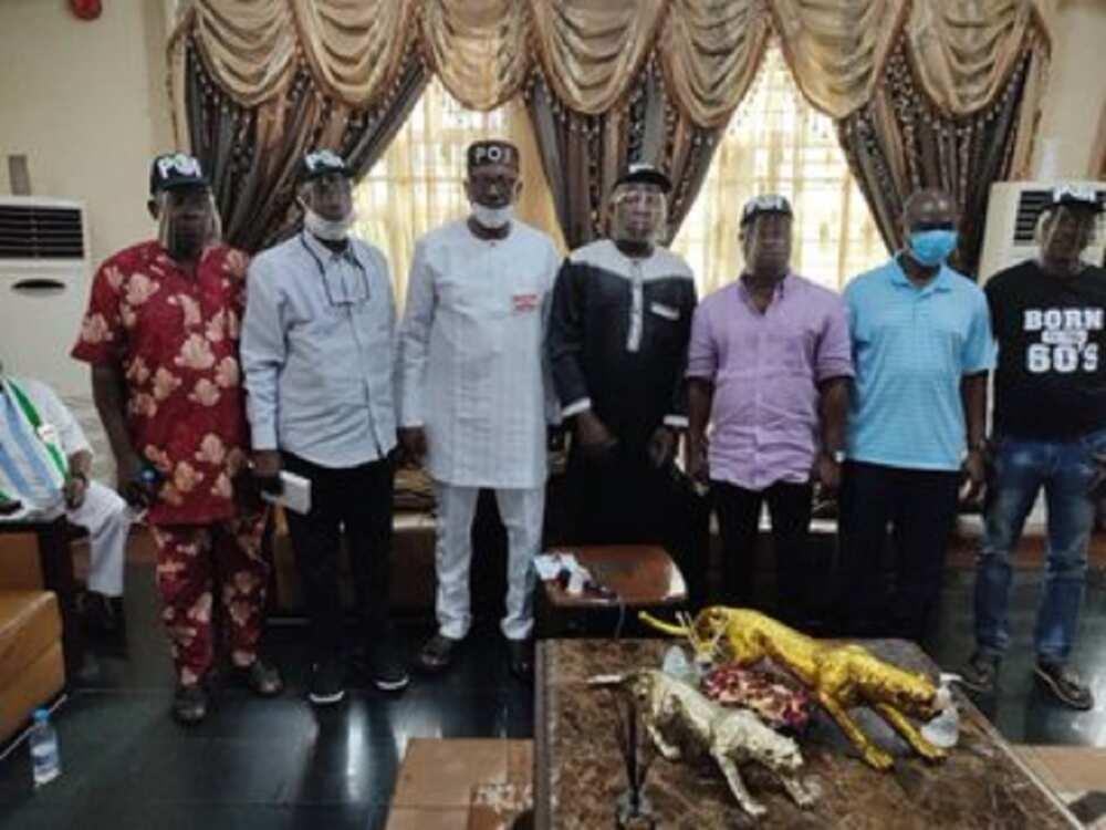 Zaben Edo: Obaseki ya hadu da babban cikas yayinda 'yan uwansa 2 suka koma bayan Ize-Iyamu