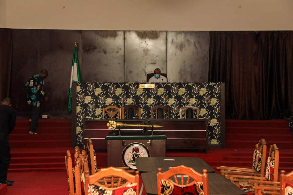 Imo: House of Assembly Speaker Defends Suspension of 6 Lawmakers