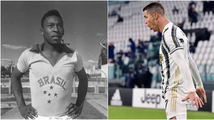 Da kwallaye har 758, 'Dan wasa 1 ne ya fi Ronaldo zura kwallo a tarihin kwallon kafa