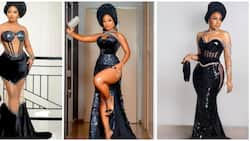 The aim is to be classy, not trashy: Stylist shares thoughts on revealing asoebi outfits