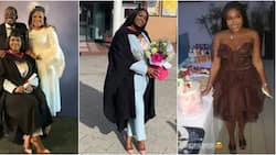 Daughter of former Oyo state governor graduates from the University of Warwick in the UK (photos, video)