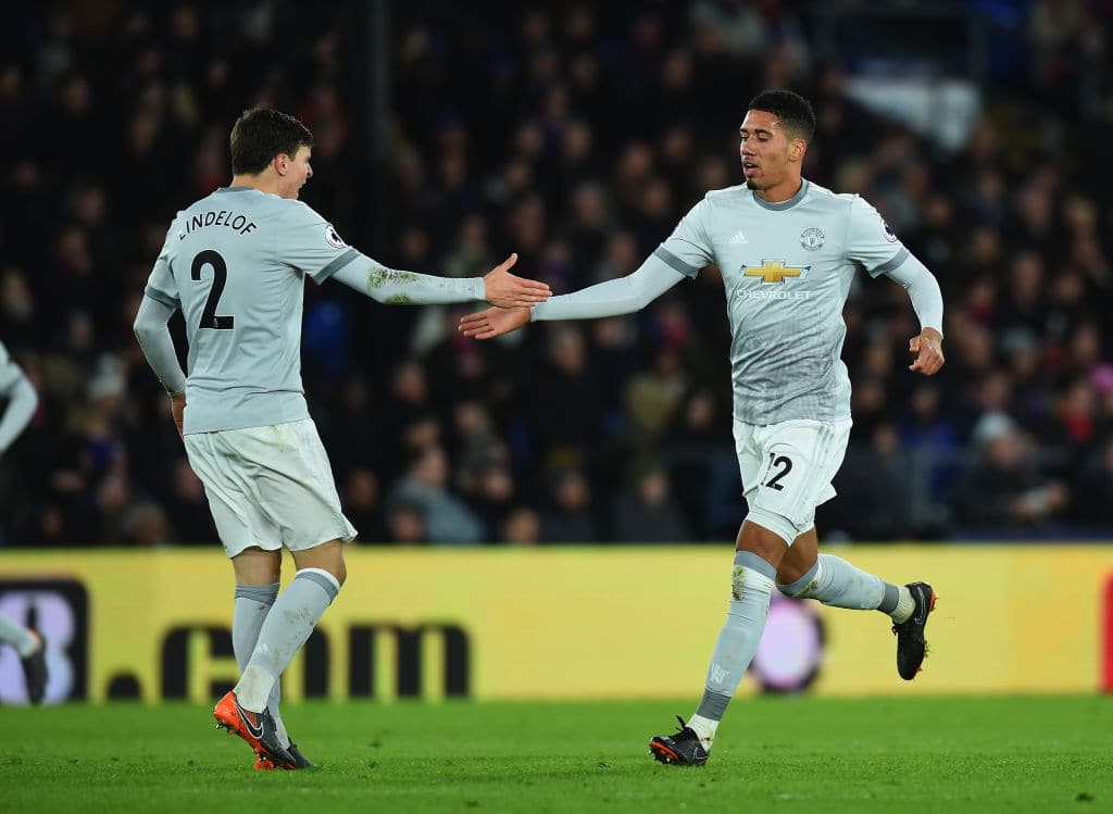 Ex-City defender Dunne tips Mourinho to offload Smalling and Lindelof in January