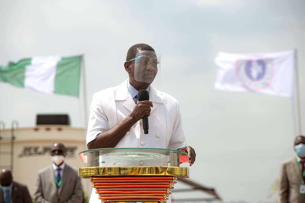 Pastor Adeboye narrates how God threatened to wipe him out of the earth