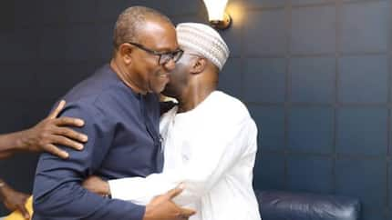 Tension over Peter Obi's choice as Atiku's running mate will affect PDP in 2019 - Oshiomhole