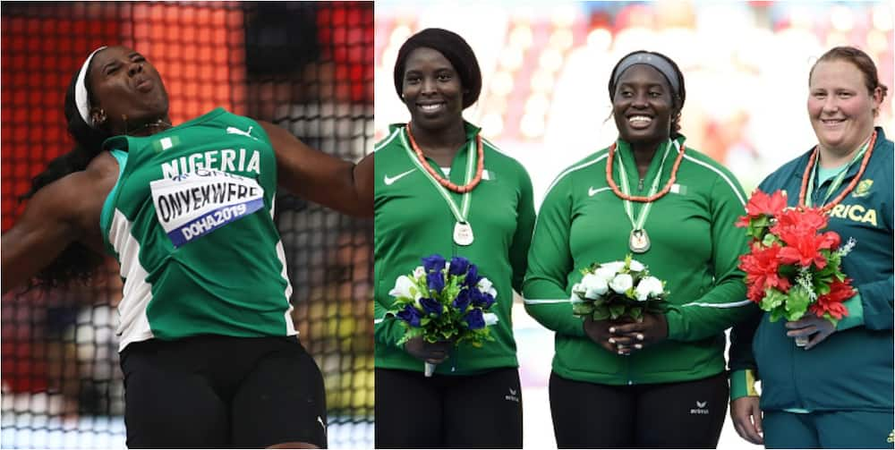 Nigerian field star 'attacks' popular media after claims that officials, athletes clashed over Samsung phones