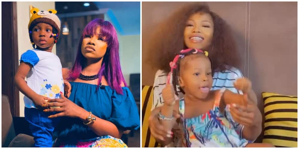 Tacha's rumoured daughter celebrates her with sweet message on birthday