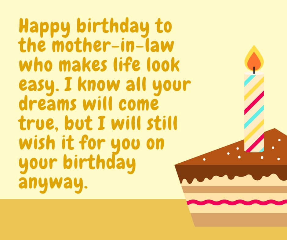 20+ Happy BIRTHDAY WISHES FOR MOTHER in Law ▷ Legit ng