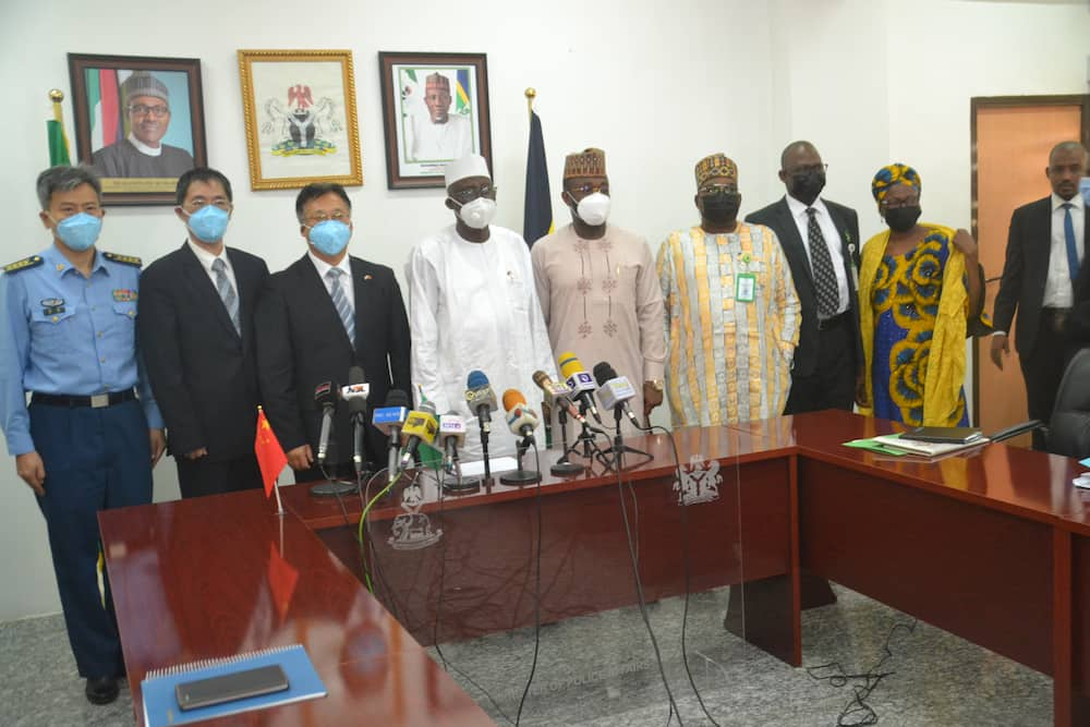 Insecurity: FG set partner China to secure the country from bandits, terrorists, others