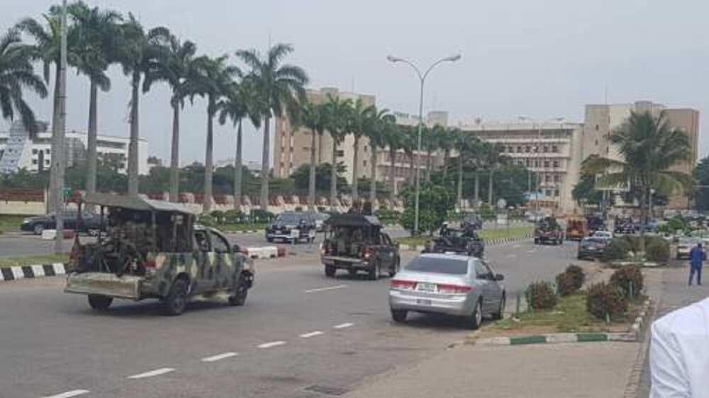 Military promises to sustain against economic sabotage, terrorism