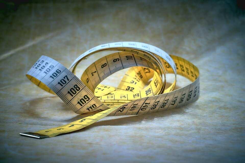 Measuring sleeve length