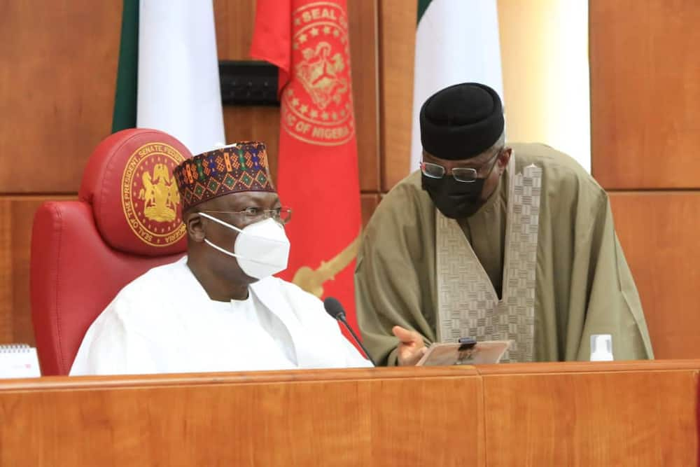 List: 5 INEC Commissioners Confirmed by Senate as Onochie is Rejected