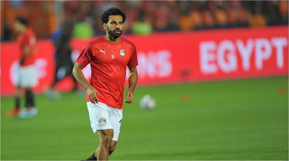After Egypt ensured Kenya failed to qualify AFCON, forward Mohamed Salah surprises Harambee Stars