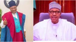 I can never regret campaigning for Buhari: Veteran actor Jide Kosoko declares, many react