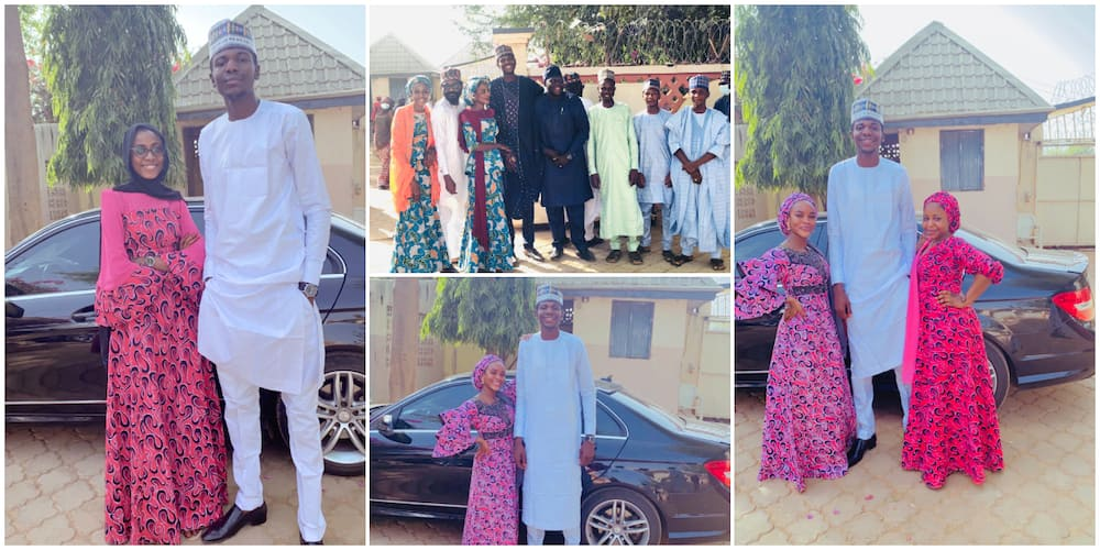 Nigerian Man Stuns Social Media With His 'Giant' Height, Many Say They Wouldn't Take Photos With Him