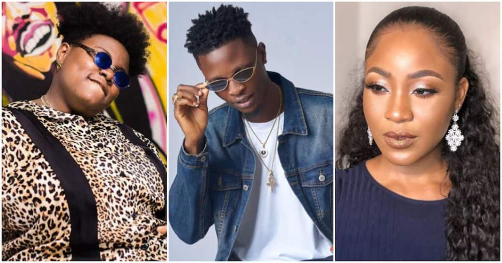 Singer Teni was recently accused of being a tribalist on Twitter for referring to Erica as 'Omo Igbo'.